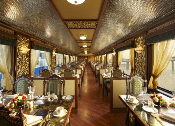 About Luxury Trains India