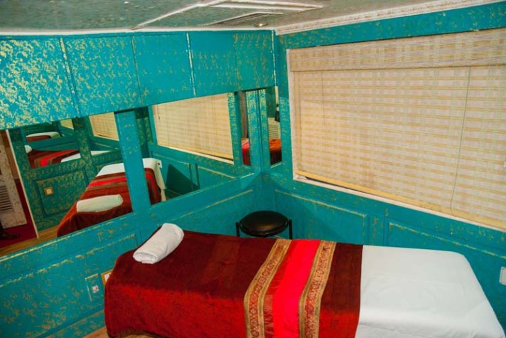 Palace on Wheels Spa