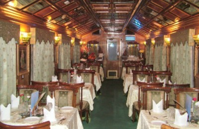 Dinning - Palace on Wheels